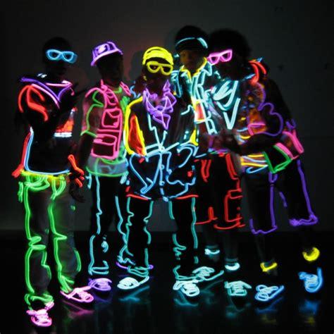dope neon clothing shockblast