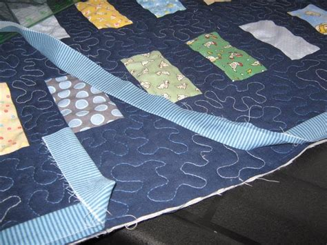 Joining Quilt Binding by Thecuttingedgequilt Joining Binding Ends Tutorial