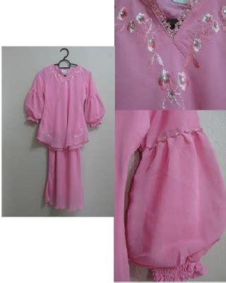 Baju Kurung Moden Untuk Wanita Gemuk pesona wanita baju kurung moden khas untuk si kecil