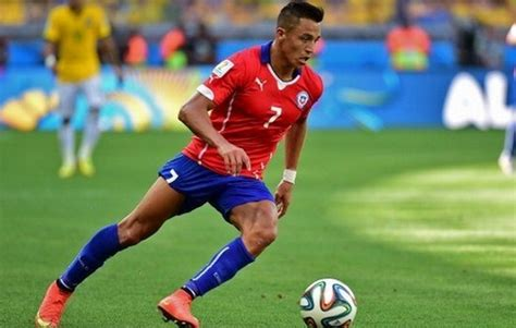 alexis sanchez soccer top 10 fastest soccer players in the world 2014 15