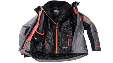 Audi Skijacke by Womens Ski Jacket 3 In 1 3131202602 Gt Audi Collection