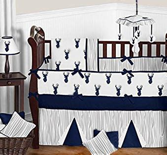 Deer Bedding For A Forest Or Hunting Baby Nursery Theme Deer Themed Crib Bedding