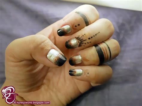 cuticle tattoo get the look show your creativity with diy cuticle