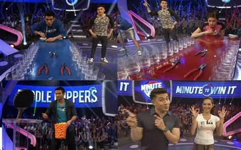 minute to win it challenges january 2014 the ultimate fan