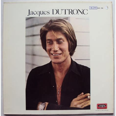 jacques dutronc greatest hits les grands succes de greatest hits de jacques dutronc
