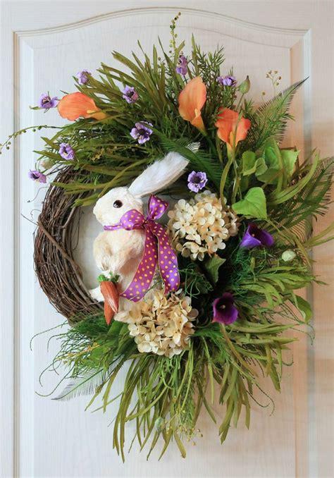 easter wreath ideas 10 charming easter wreath ideas flagsonastickblog com