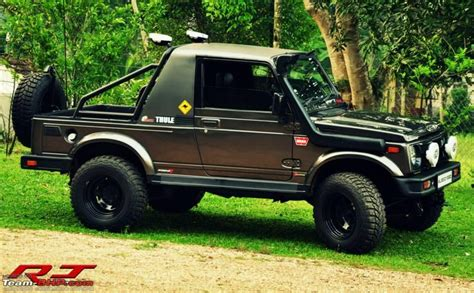 maruti jeep rj design s maruti 2 broncos jeeps other suvs