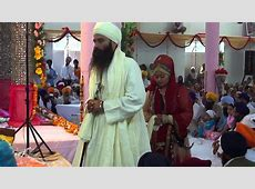 Sant Baljit Singh Daduwal during his marriage - YouTube Radhasoami