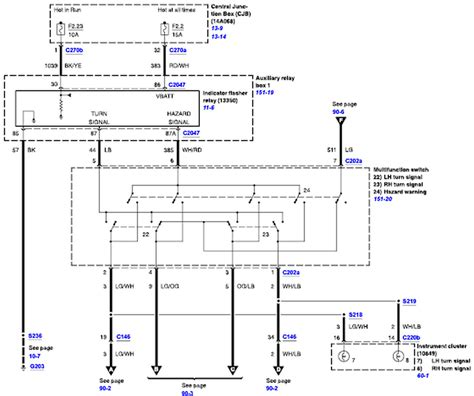 light wiring diagram ford fusion 2010 get free