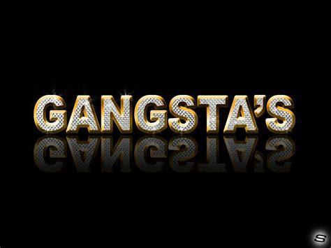 Gangster Wallpapers For Desktop