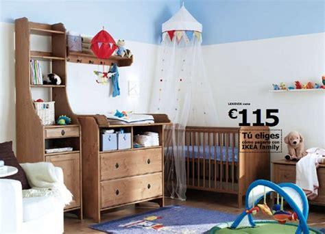 decorar habitacion bebe muebles ikea dormitorio leksvik bebe mueblesueco