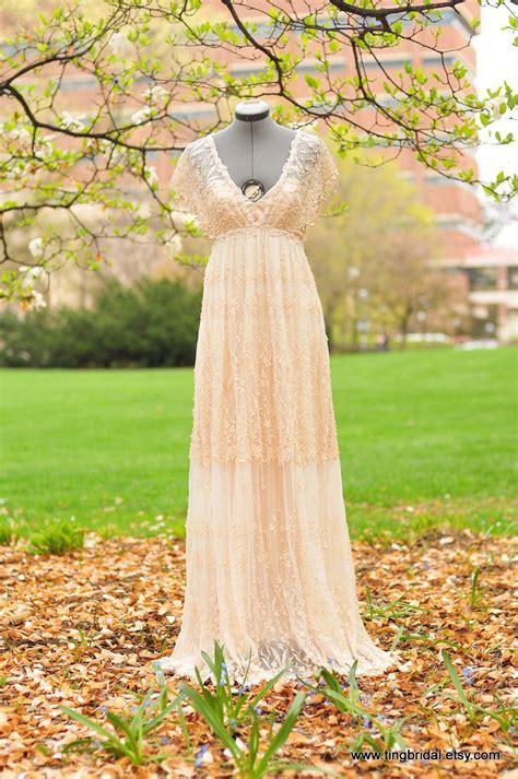 Plus Size Boho Wedding Dress - Bohemian Summer Wedding Dress images ...