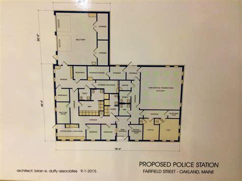 police station floor plan oakland residents speak favorably of police station