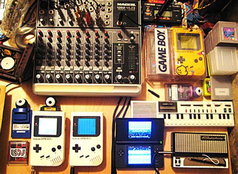 Making Chiptunes | getting started with 8 bit music the blag s on us