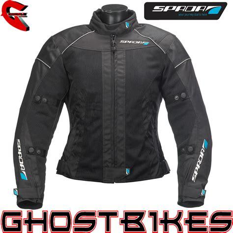 summer bike jacket spada air pro ladies womens motorcycle summer ce approved