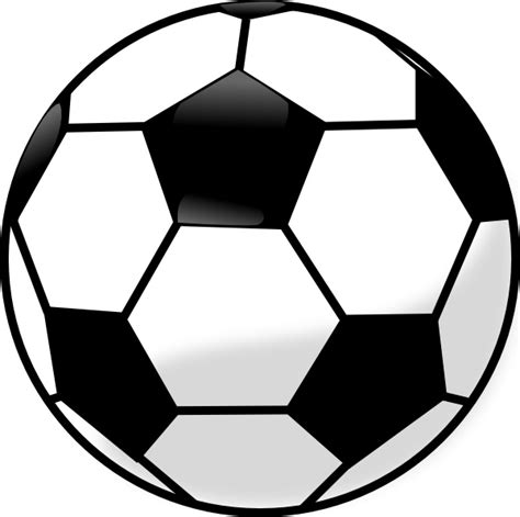 Soccer Clip Free by Soccer Clip Free Vector In Open Office Drawing