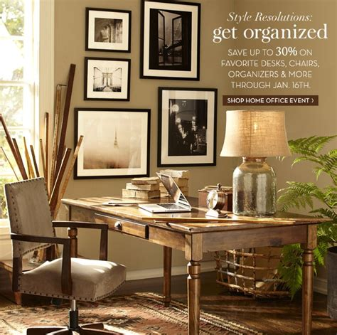 pottery barn look 37 best pottery barn office images on pinterest home