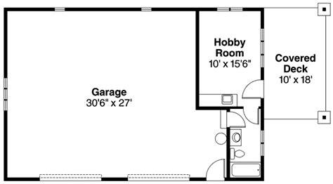 garage door floor plan garage plan 59457 at familyhomeplans com