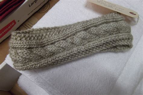 cable pattern knitting video cable knit headband patterns a knitting blog
