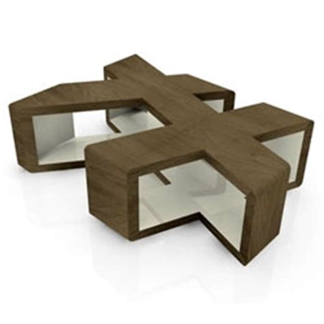 interesting tables interesting multi faceted table cube by ricardo garza