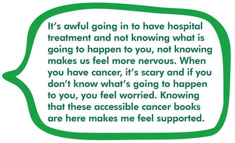 What Hapens When You Go To The Hospital For Detox by Cancer Information For With Learning Disabilities
