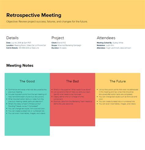how to create a meeting agenda vertola