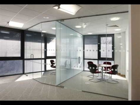 office wall ideas glass partitions for office wall design ideas