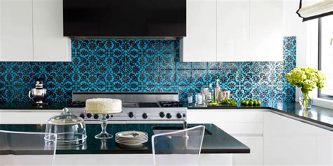 unique backsplash tile 20 stylish backsplash tile ideas for a kitchen