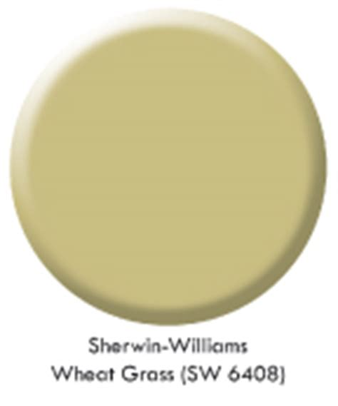 sherwin williams wheat grass on grass green kitchen and behr