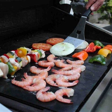 Grilling Mat by The Original Bbq Grill Mat Oven Mats Only 3 Each