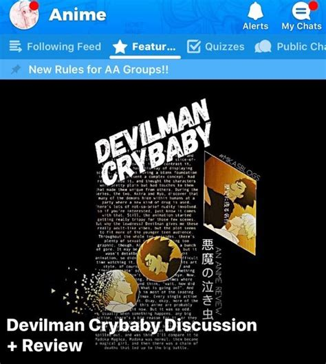 devilman review devilman crybaby discussion review anime amino