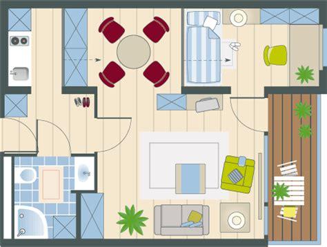 grundrissbeispiele augustinum - Wohnung Clipart