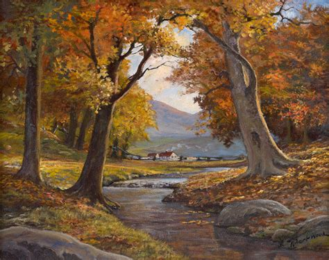 e robert ross paintings for sale robert wood autumn landscape this image although