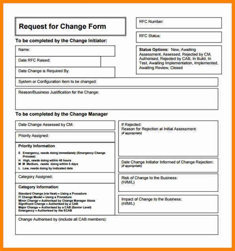 engineering change order template engineering change order pictures to pin on