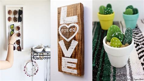 diy home decorations pinterest the art of diy room decor blogbeen