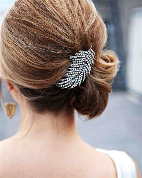 Wedding Hairstyles 2013 by Best Wedding Hairstyles Of 2013 Martha Stewart Weddings