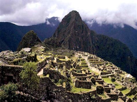 Machu Machu Machu 2 by Pictures World Machu Pichu Picture