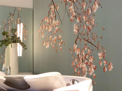 Rooms Design by Gaedke Tapeten Kirschzweige