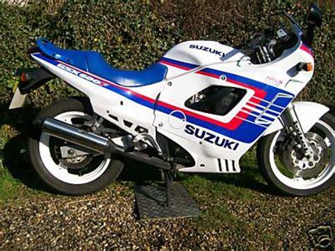 1991 Suzuki Gsx600f Suzuki Gsx600 Gallery Classic Motorbikes