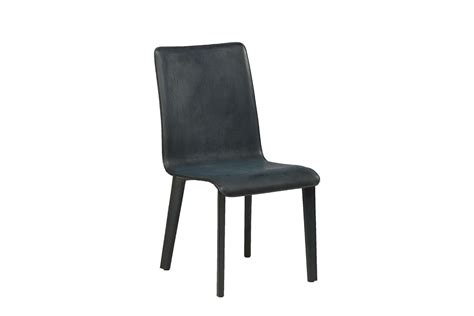 modern leather dining chairs modern armless leather dining chair mecox gardens
