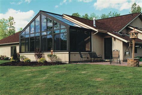 glass roof sunroom design  options pasunrooms