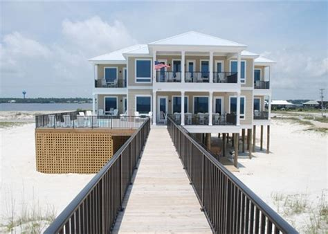 5 of the best gulf shores house rentals with a pool