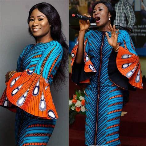 amazing aso ebi gown ankara lovely ankara gown styles for fashionistas in nigeria