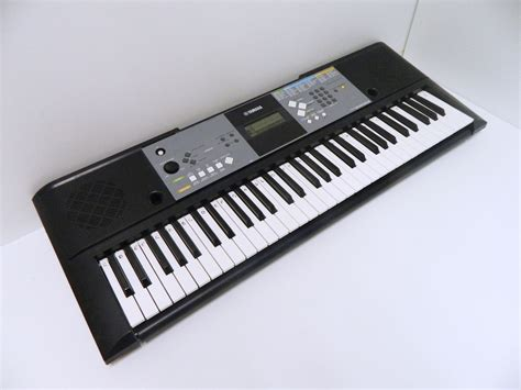 Second Keyboard Yamaha Psr E233 yamaha psr e233 digital piano keyboard portable includes power adapter ebay