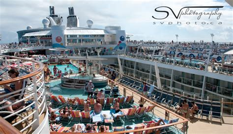 best deck on of the seas oasis of the seas cruise steven vandervelde photography