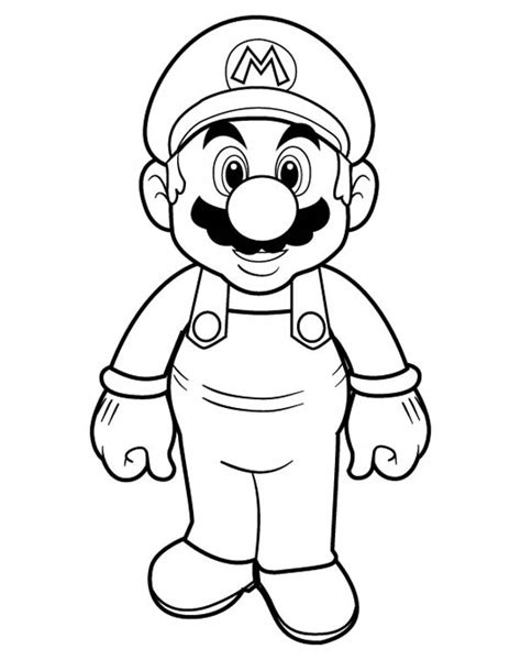 amazing super mario brothers coloring pages artsybarksy
