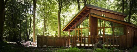 luxury golden oak hideaway cabins forest of dean sleeps 2