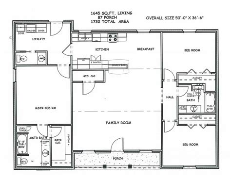 American House Floor Plan | superb american home plans 15 square house floor plans