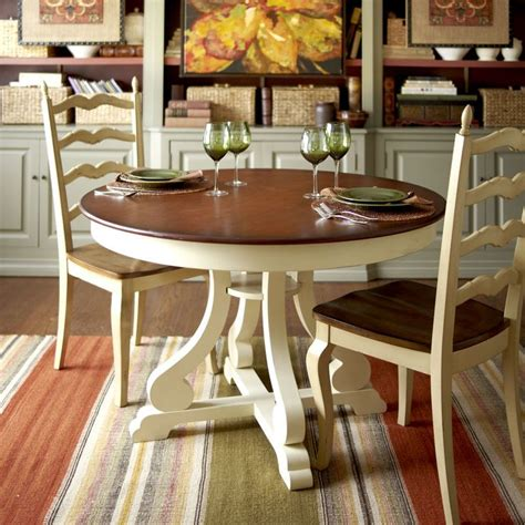 pier 1 imports dining table set dining chair antique ivory pier 1 imports