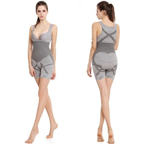 Bamboo Charcoal Slimming Suit Review 1 pc bodysuit charcoal sculpting bamboo